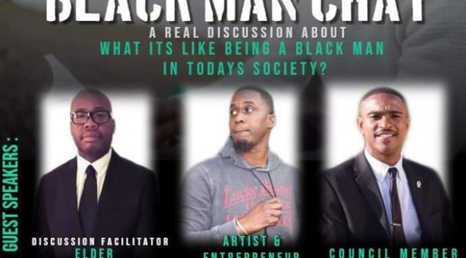 Processing Black Men!